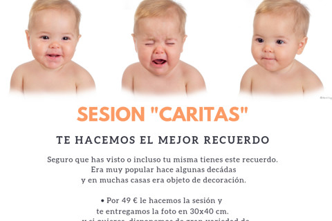 """SESIÓN """"CARITAS"""""""